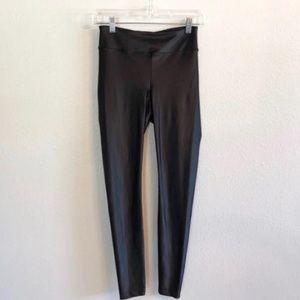 Koral Lustrous high waisted black leggings
